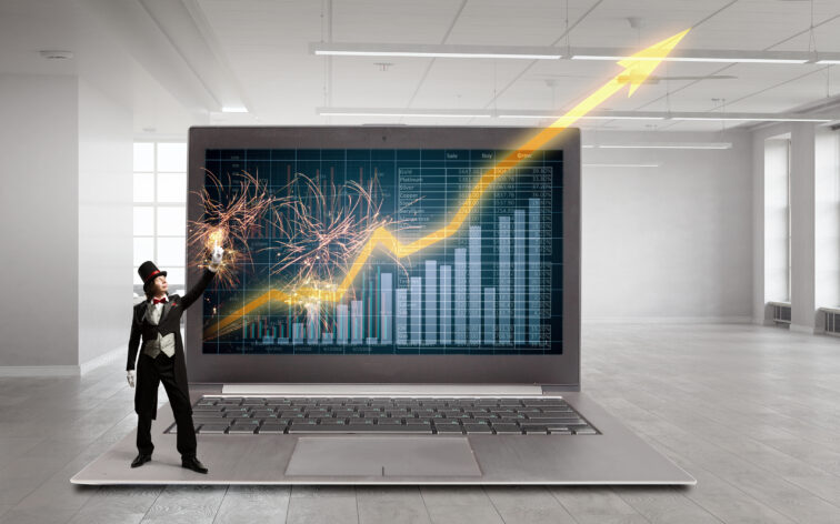 Marketing Results Magic Wand Image